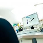 Ein Bildschirmschoner schützt vertrauensvolle Patientendaten